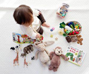 Escuela de verano para bebés de 0 a 3 años