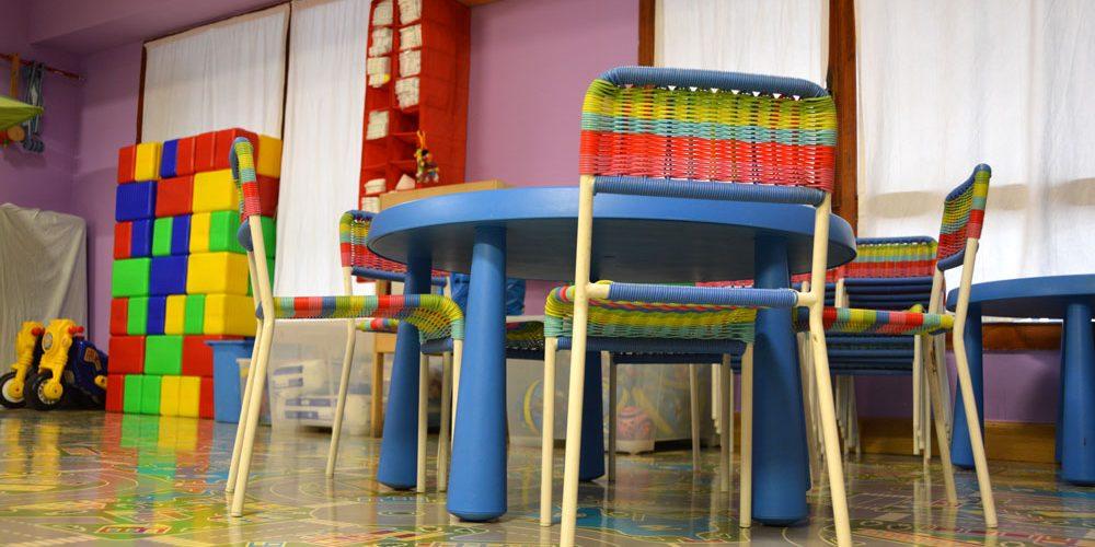 Aula de la escuela infantil Kilkir
