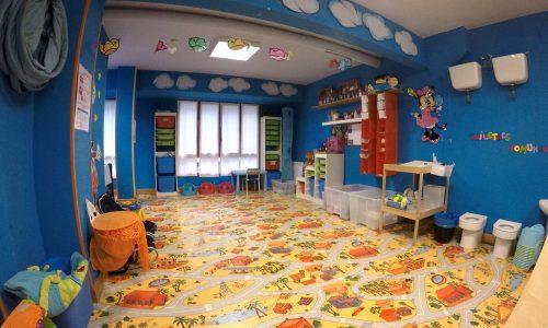 La escuela infantil en Portugalete de referencia