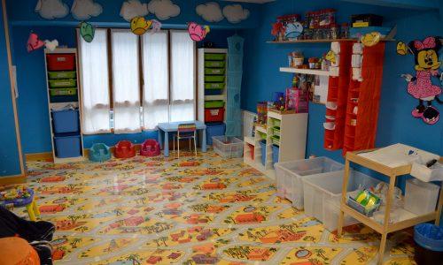 Zona de juegos de la escuela infantil Kilkir