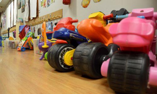 Juguetes de la escuela infantil Kilkir